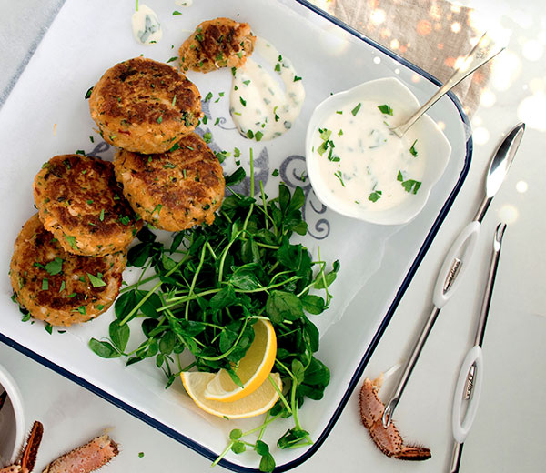 zyliss crab cakes recipe