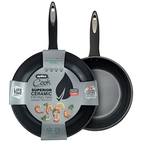 Superior Ceramic Pans