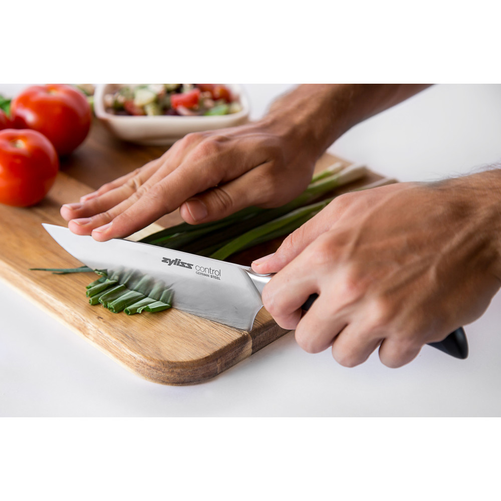 Zyliss Control 6.5 in. Forged Stainless Steel Chef's Knife