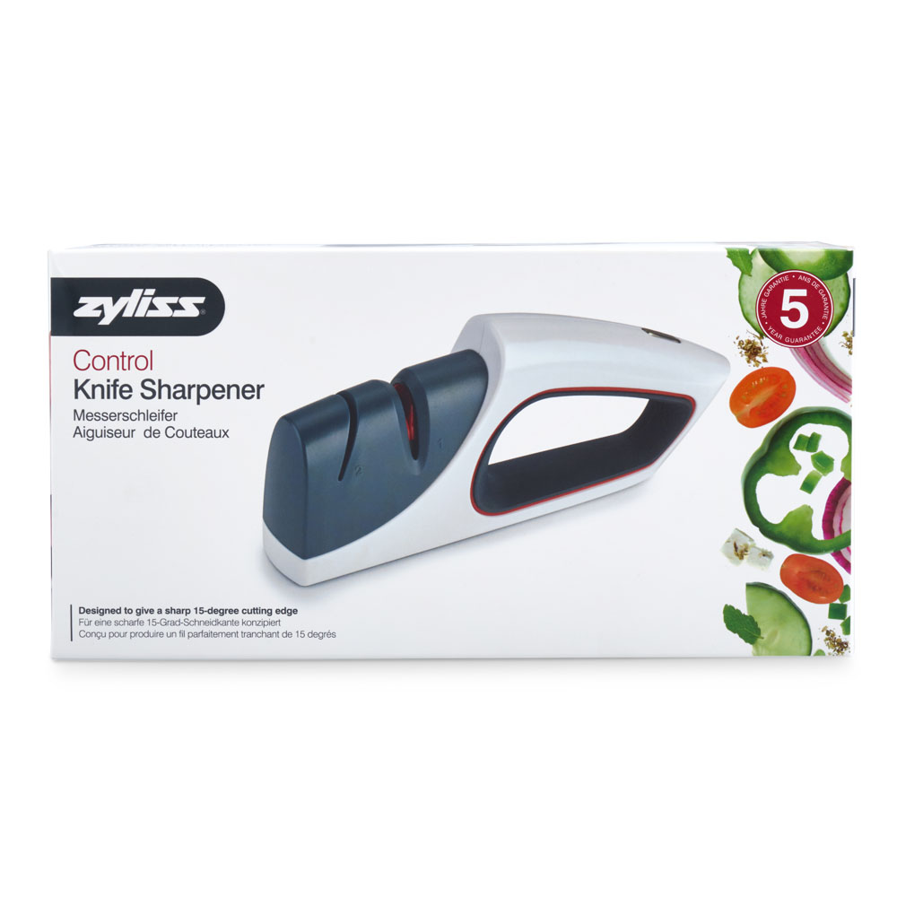 Zyliss Control Knife Sharpener