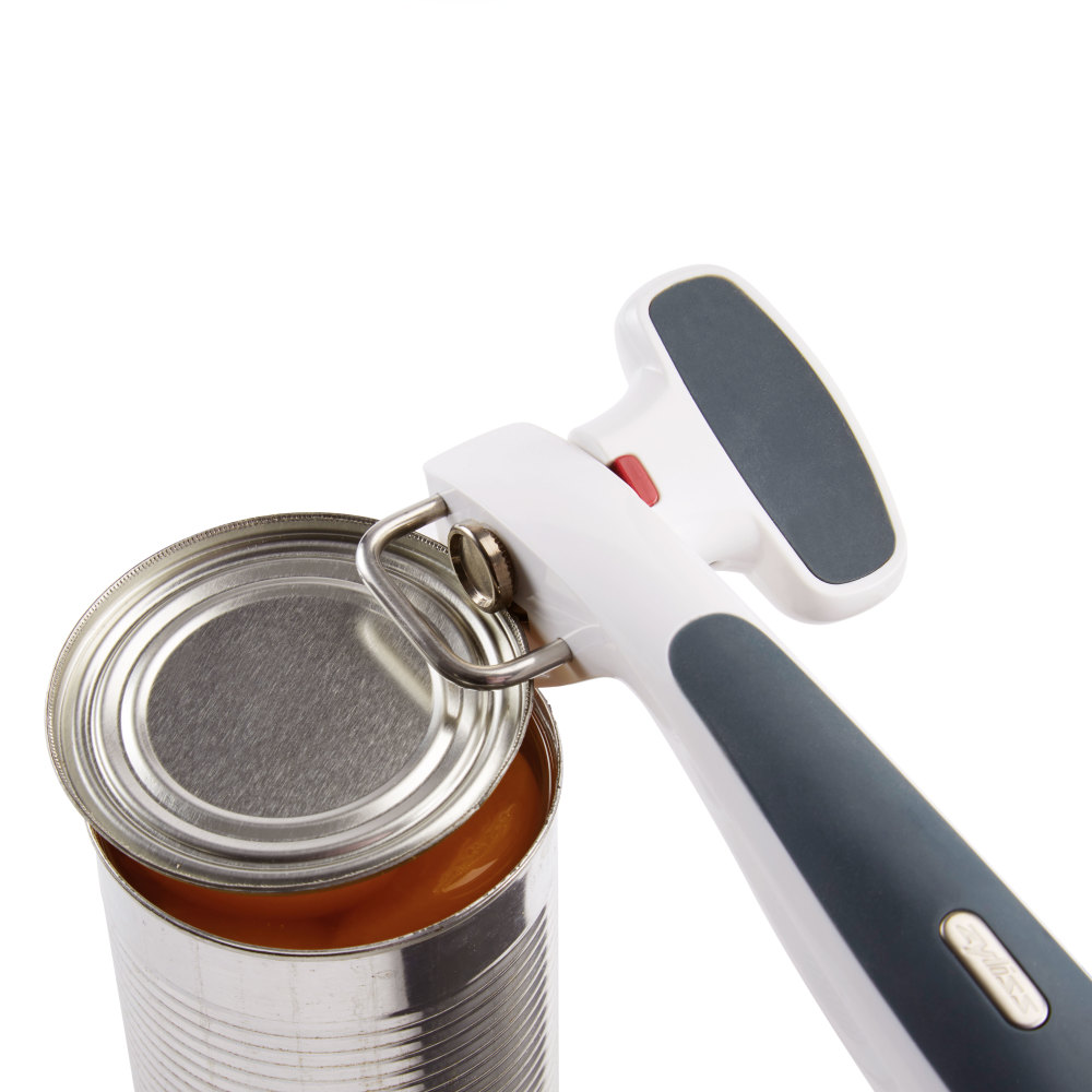 Zyliss Safe Edge Can Opener Grey