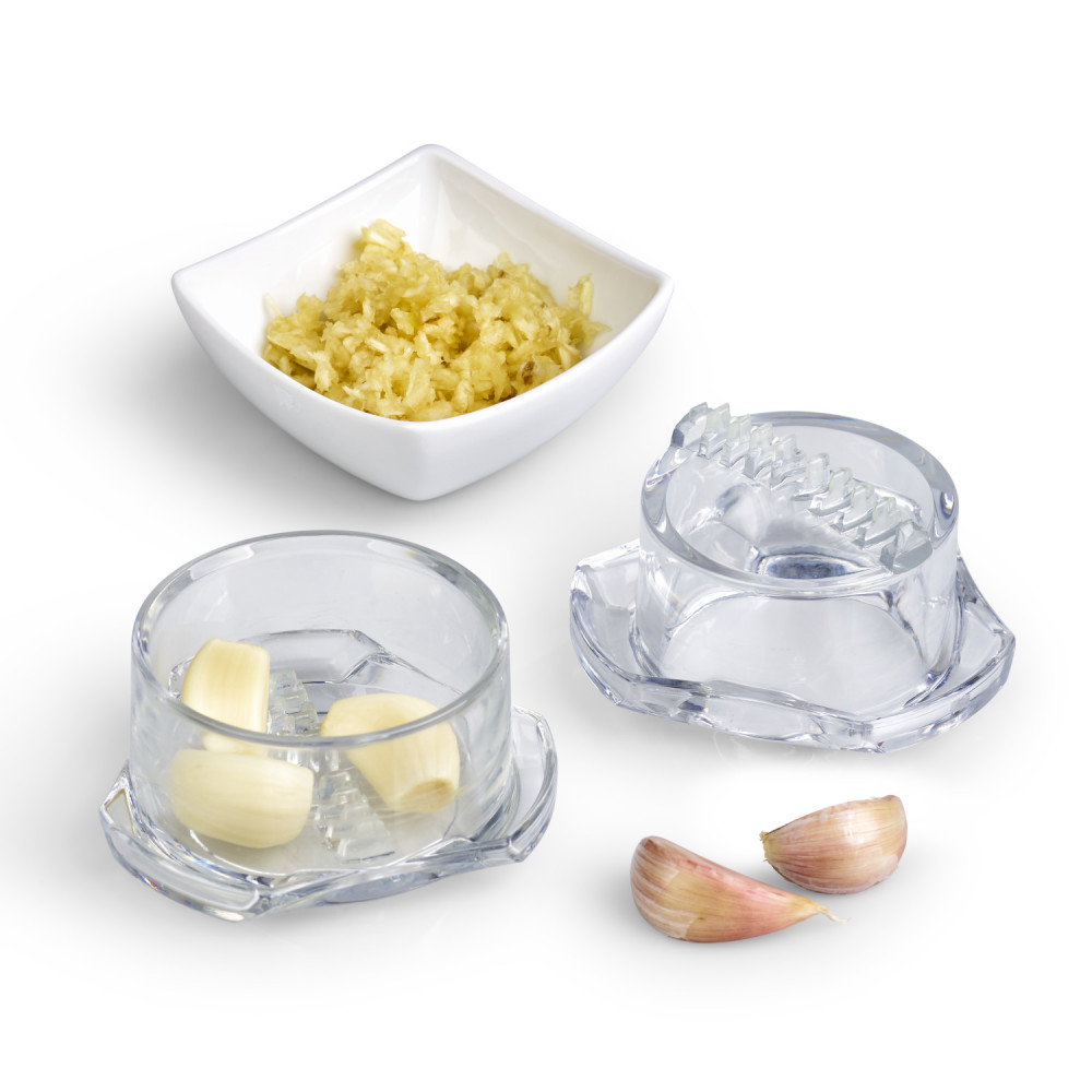 Zyliss Garlic & Root Mincer Clear