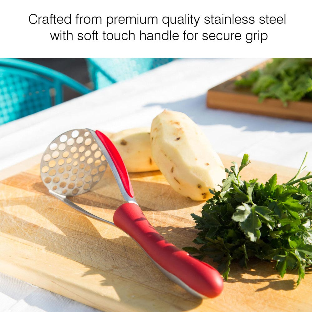 Zyliss Stainless Steel Potato Masher