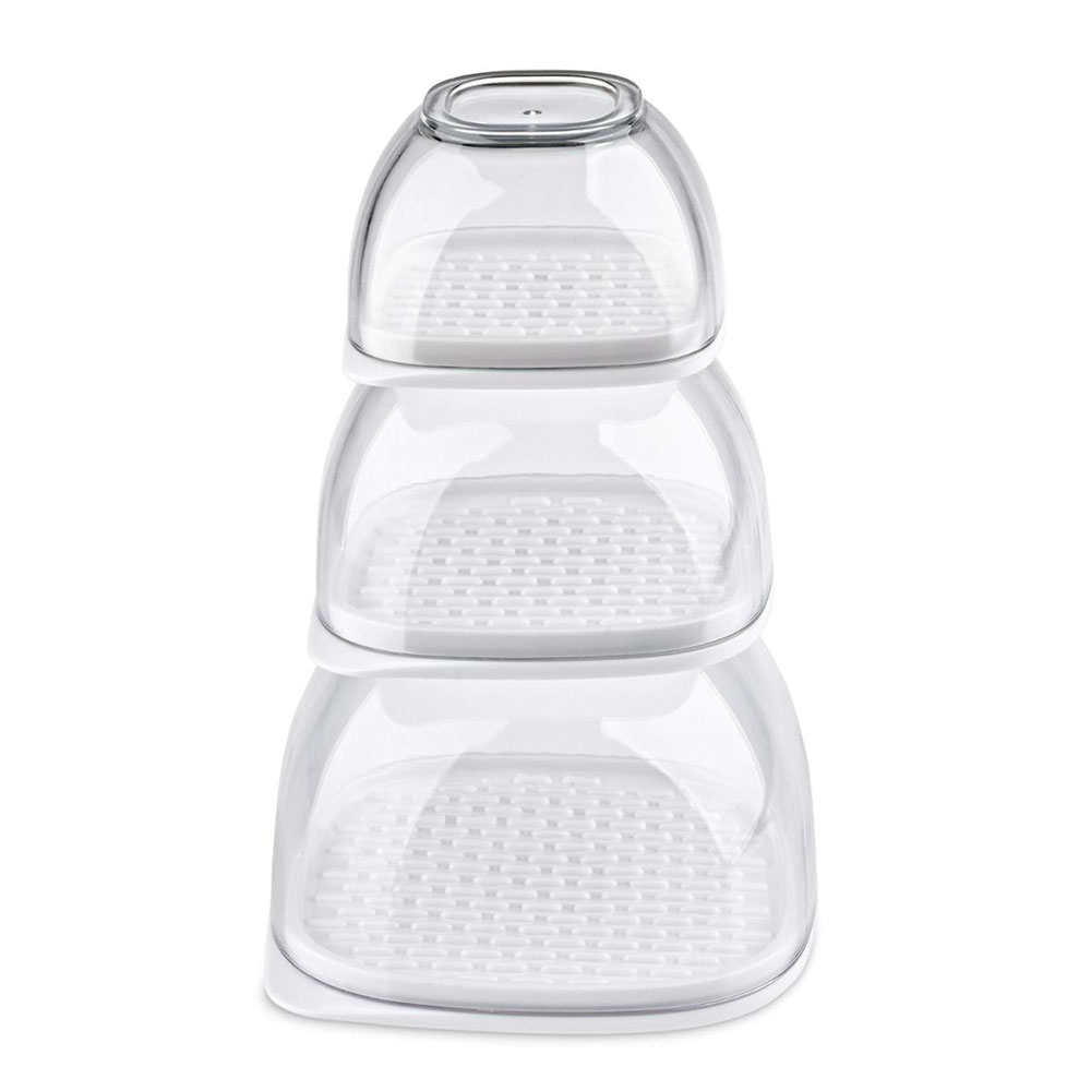 Zyliss 3-Piece Multi Function Food Keeper Set