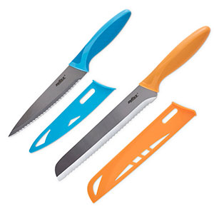 Zyliss 2-Piece Serrated Knife Value Set